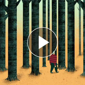 Davide Bonazzi animated illustration
